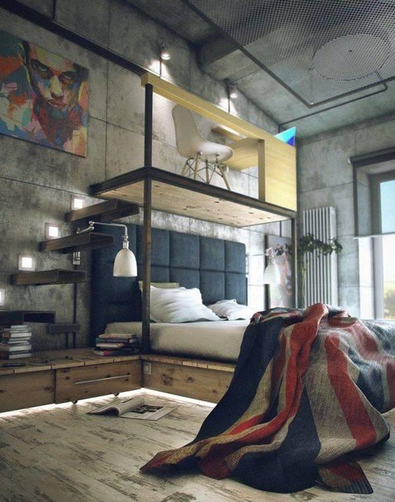 62 ideas for loft floor (2)