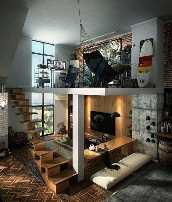 62 ideas for loft floor (27)