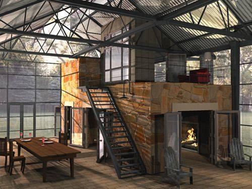 62 ideas for loft floor (45)