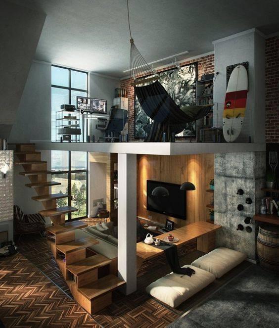 62 ideas for loft floor (48)