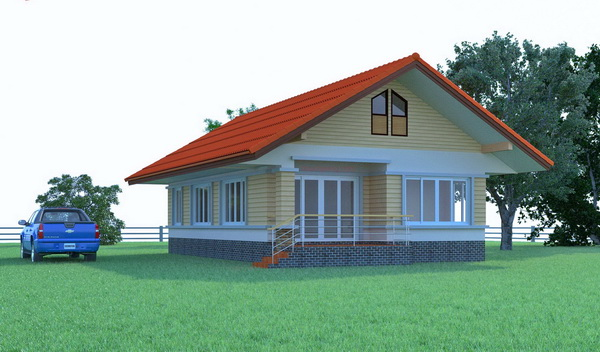 90 sqm 1 floor bungalow house (1)