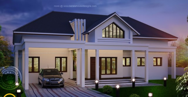 Contemporary House  Classic style 2 bedroom 1 bathroom (2)