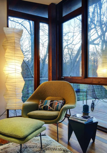 Cottage cabin studio hillside (4)