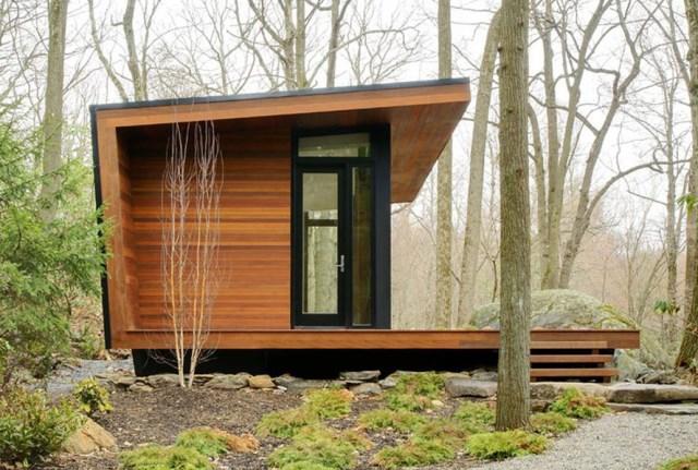 Cottage cabin studio hillside (5)