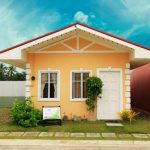 บ้านเดี่ยวขนาดเล็ก ตกแต่งสไตล์ร่วมสมัย 2 ห้องนอน 1 ห้องน้ำ อยู่ในงบ 6 แสนบาท