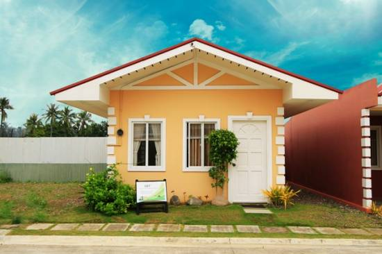 House Small Contemporary style 2 bedroom 1 bathroom