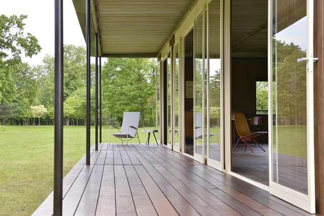 Modern cabins House Compact size (6)