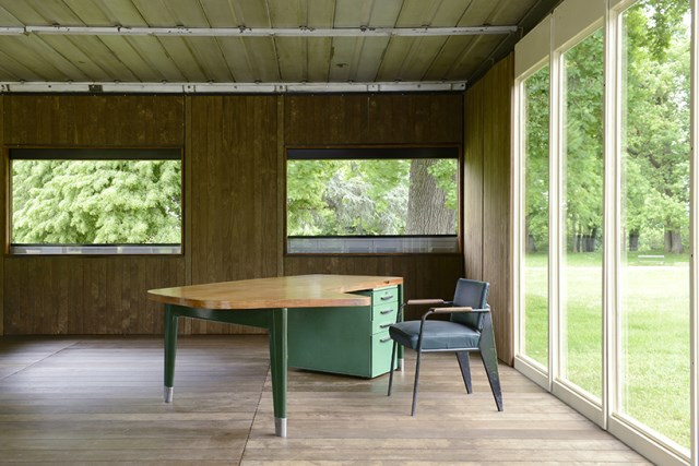 Modern cabins House Compact size (7)