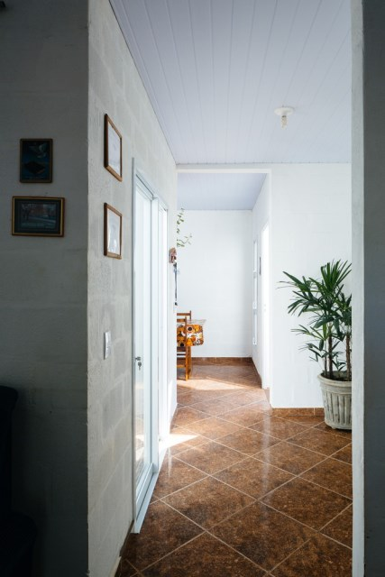 Modern home minimalist style with garden (1)