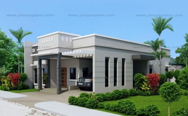 Modern house modern Shape3 bedroom 2 bathroom (2)