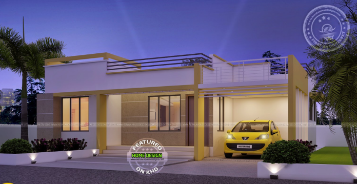 Modern houses small size 2 bedroom (2)