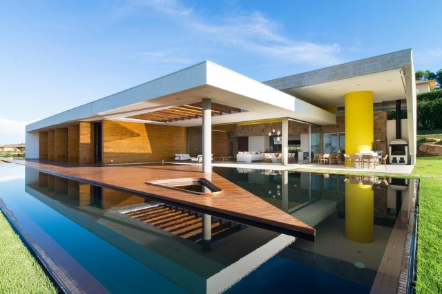 Modern villa HOUSE With swimming pool (15)