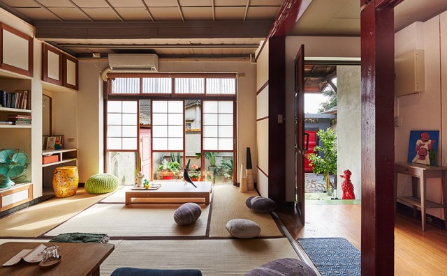 Renovate Home Decorated modern Japanese style (13)