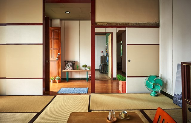 Renovate Home Decorated modern Japanese style (15)