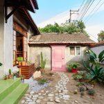 ไอเดียบ้านรีโนเวท ตกแต่งในสไตล์ญี่ปุ่นสมัยใหม่ มีกลิ่นอายแบบลอฟท์ โชว์โครงสร้าง ให้อารมณ์ดิบๆ อาร์ตๆ