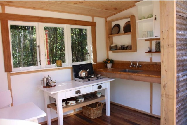 Small cottage house 1 bedroom with mezzanine (10)