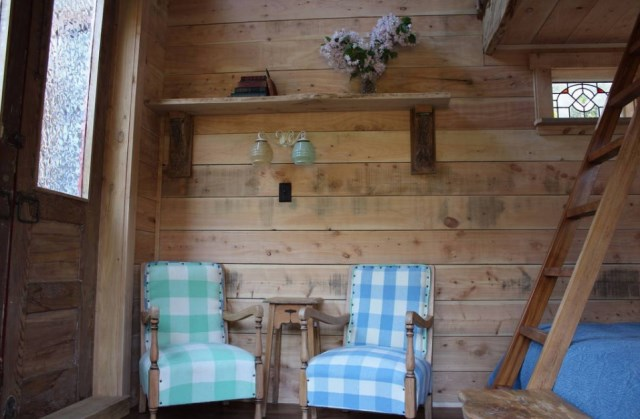 Small cottage house 1 bedroom with mezzanine (4)
