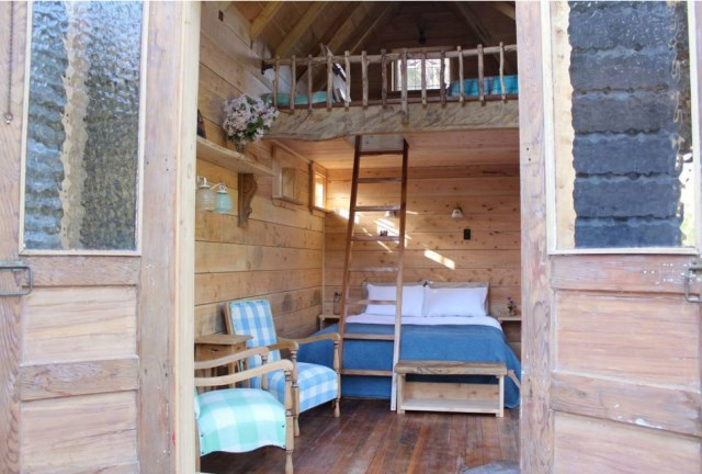 Small cottage house 1 bedroom with mezzanine (8)