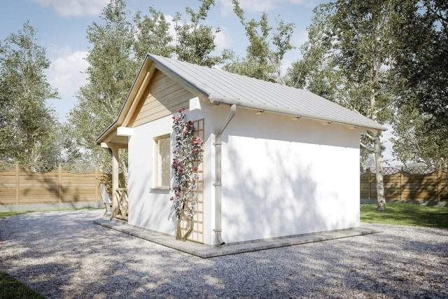 Small house application for a home garden (2)