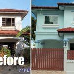 Review : ซื้อซากบ้านเอามารีโนเวท ได้บ้านใหม่สวยถูกใจ ในงบ 600,000 บาท