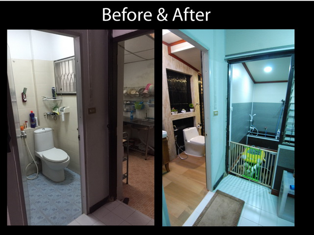 bathroom renovation with dog bath review bf (1)