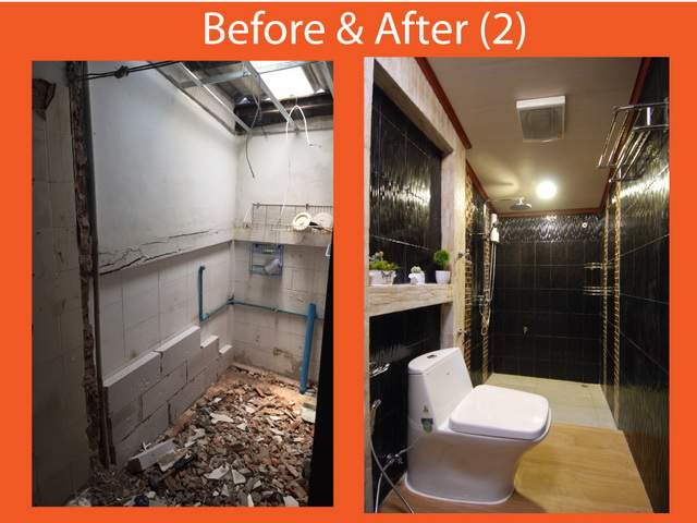 bathroom renovation with dog bath review bf (2)