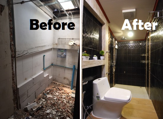 bathroom-renovation-with-dog-bath-review-bf cover