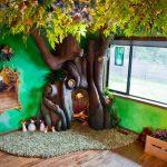 อย่างเจ๋ง!! คุณพ่อนักออกแบบเกม เนรมิตห้องนอนลูกสาว ให้กลายเป็นบ้านต้นไม้ในเทพนิยาย!!