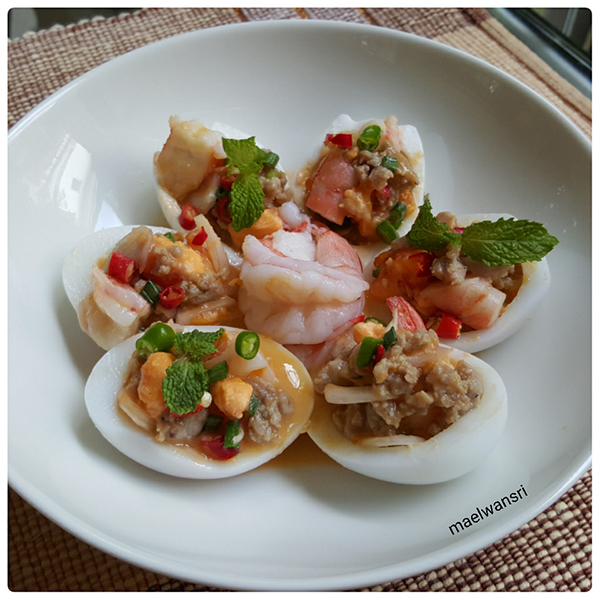 boiled egg salad recipe (7)