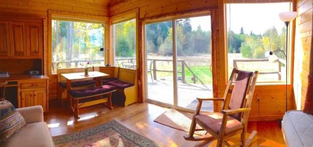 compact cabin cottage platform house (13)