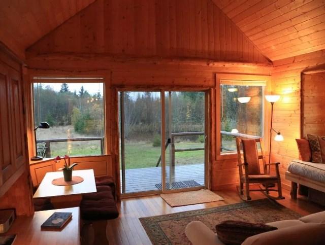 compact cabin cottage platform house (3)