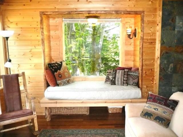 compact cabin cottage platform house (5)