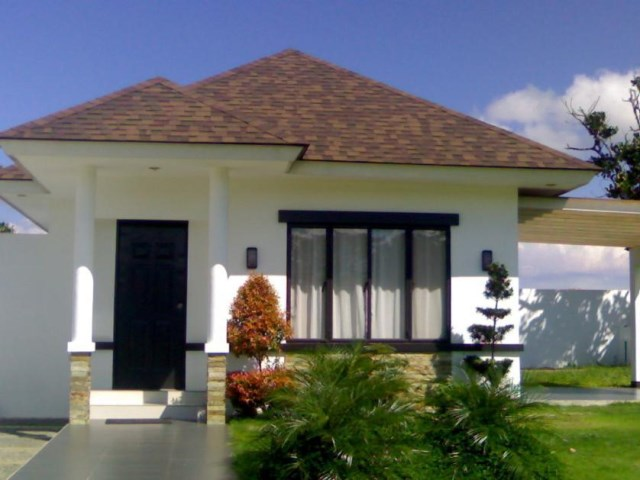 contemporary House 1 bedroom 1 bathroom (1)