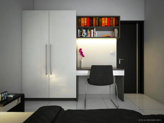 contemporary House 1 bedroom 1 bathroom (2)