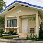 บ้านเดี่ยวร่วมสมัย 1 ห้องนอน 1 ห้องน้ำ ตกแต่งสวยงามมีความภูมิฐาน อยู่ในงบ 6 แสนบาท