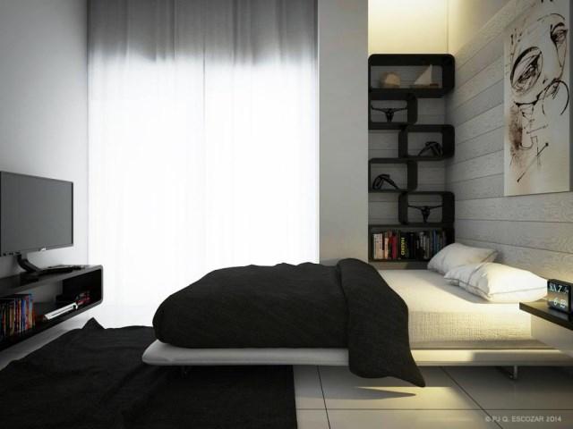 contemporary House 1 bedroom 1 bathroom (7)