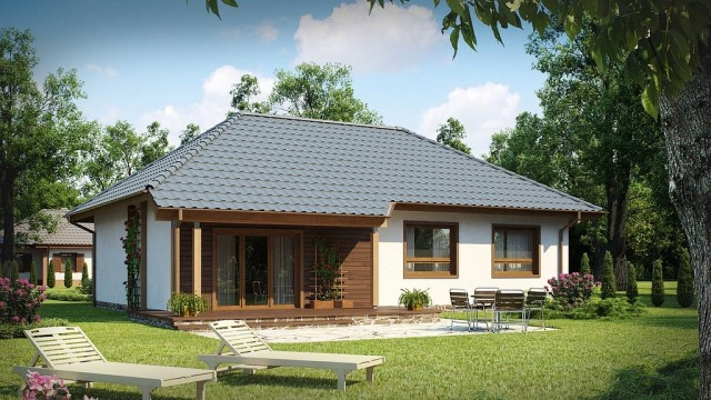 contemporary House compact 3 bedrooms 2 bathrooms (4)