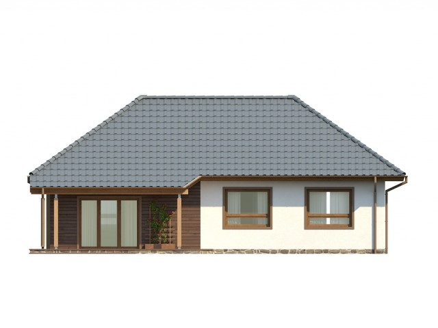 contemporary House compact 3 bedrooms 2 bathrooms (7)