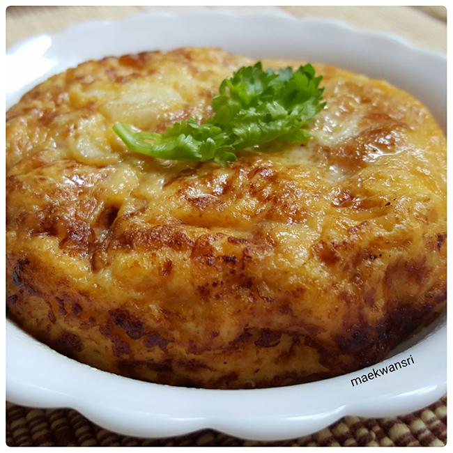 crab omlete recipe (2)