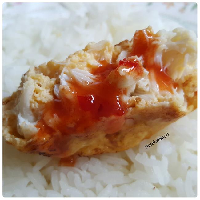 crab omlete recipe (4)