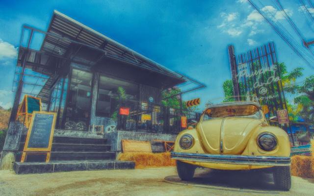 loft gasoline station cafe review (2)