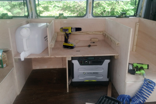 old van to mobile house review (10)