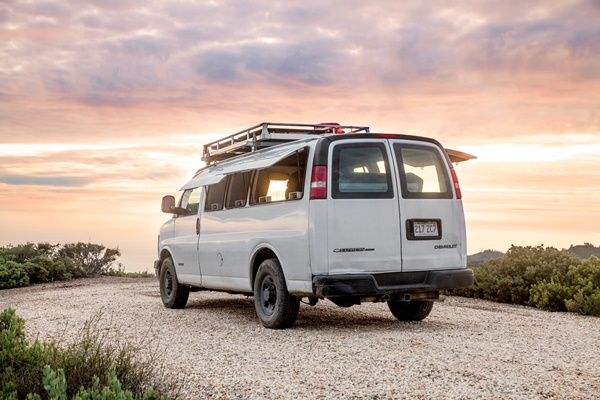 old van to mobile house review (14)