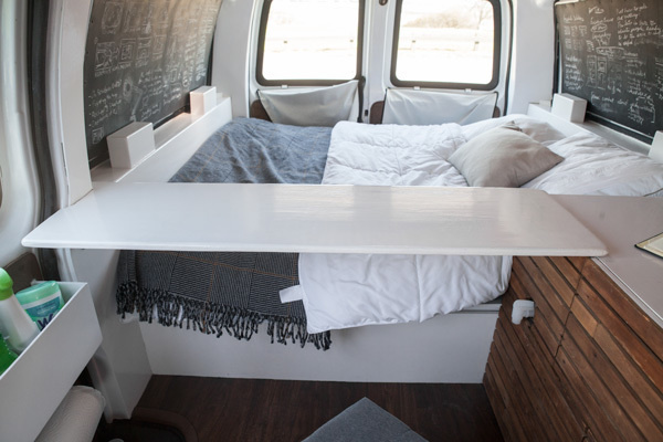 old van to mobile house review (15)