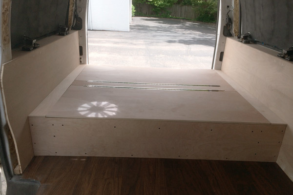 old van to mobile house review (8)