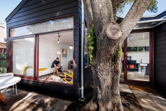 small Modern house minimalist design (11)