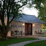 บ้านสวนสไตล์คอทเทจ 1 ห้องนอน 1 ห้องน้ำ ตกแต่งแบบอบอุ่นทั้งภายในและภายนอก