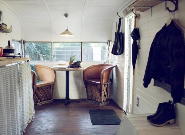 studio Small house large patio (5)