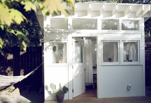 studio Small house large patio (6)