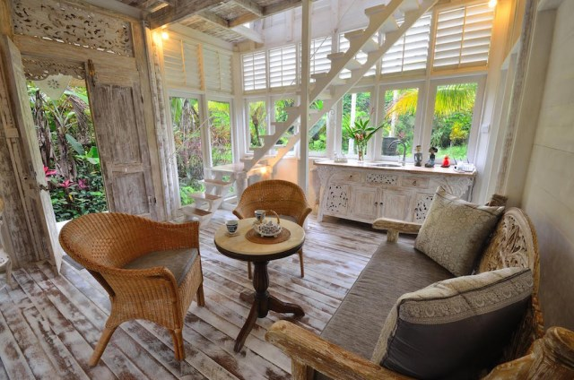 vacation home Cottage style ideas application of cafe (12)